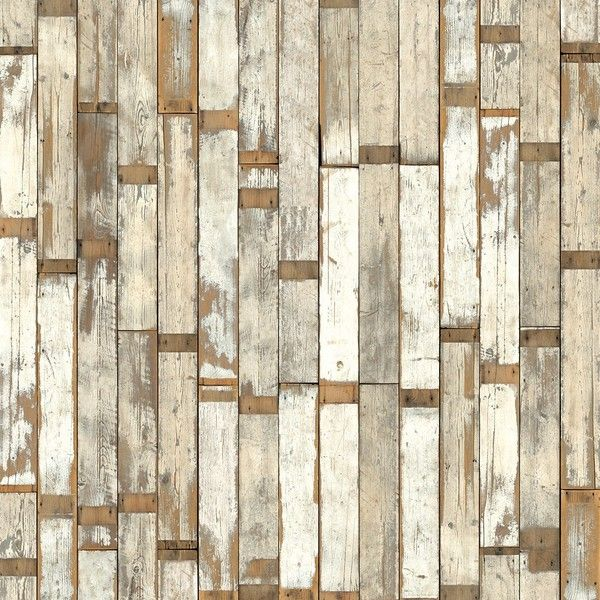Scrapwood Wallpaper PHE-02 by Piet Hein Eek (718.815 COP) ❤ liked on Polyvore featuring home, home decor, wallpaper, scrapwood wallpaper, piet hein and scrap wood wallpaper