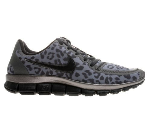 Nike Shoes  Free Tr Fit 5 Black White Leopard Sneaker