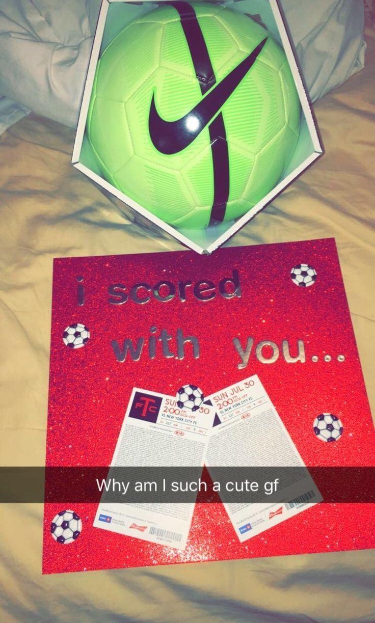 Image Result For Gifts Boyfriend Birthday Soccer Boyfriendbirthdaygifts