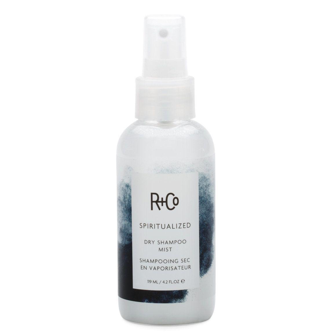 Spiritualized Dry Shampoo Mist in hair Pinterest Dry