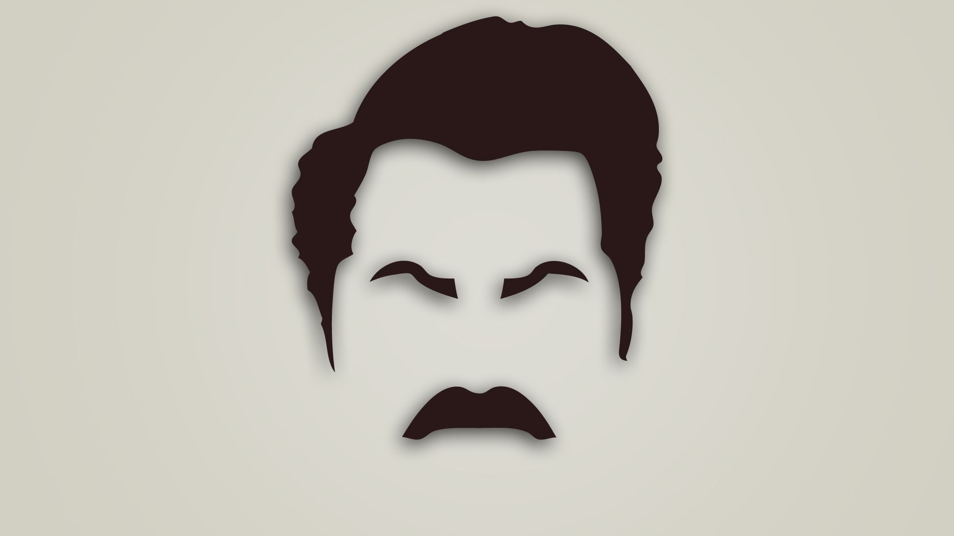 Ron Swanson - Parks and Recreation wallpaper