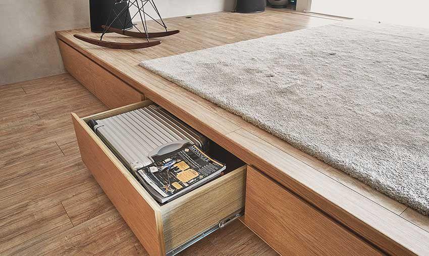 內湖 21 坪木質感單身公寓 - DECOmyplace 新聞台