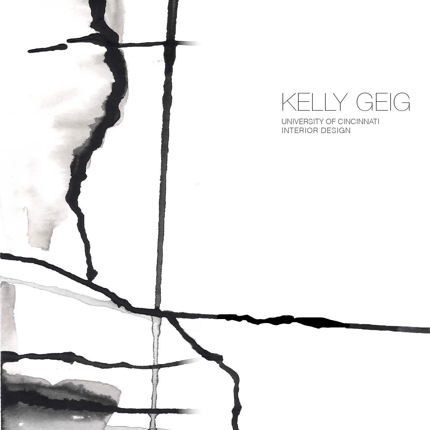 Kelly Geigu0027s Portfolio University Of Cincinnati School Of Architecture And Interior  Design Student Portfolio