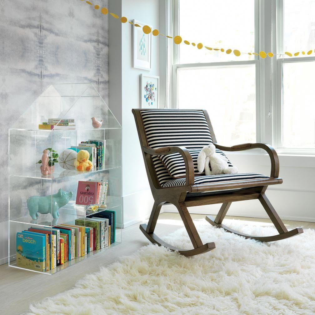 Bakersfield rocking chair the land of nod nurserychairs