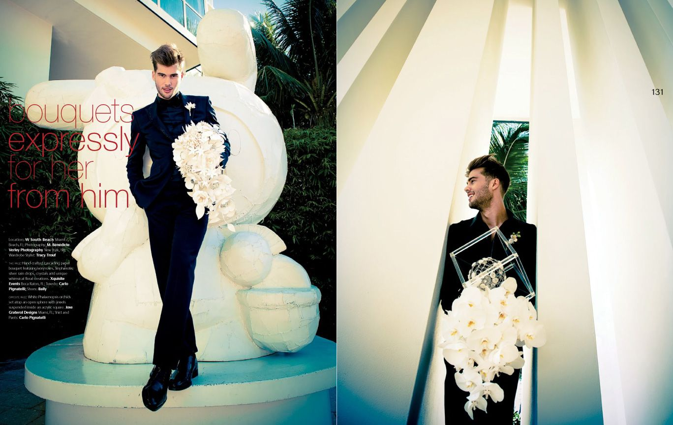grace+ormonde+wedding+style/spring+summer | Featuring the talents of Xquisite Events Miami / José Graterol Design
