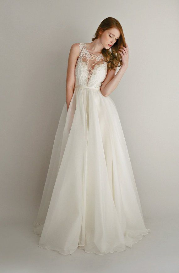 Collection Silk Chiffon Wedding Dress Pictures - Wedding Goods