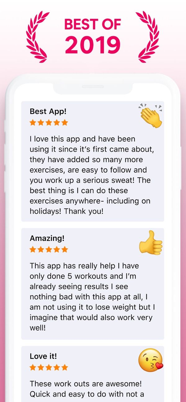 Workout for Women Fitness App on the App Store Workout