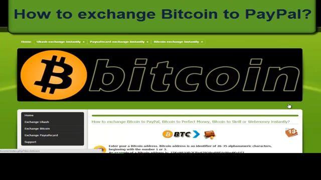 Paysafecard To Bitcoin