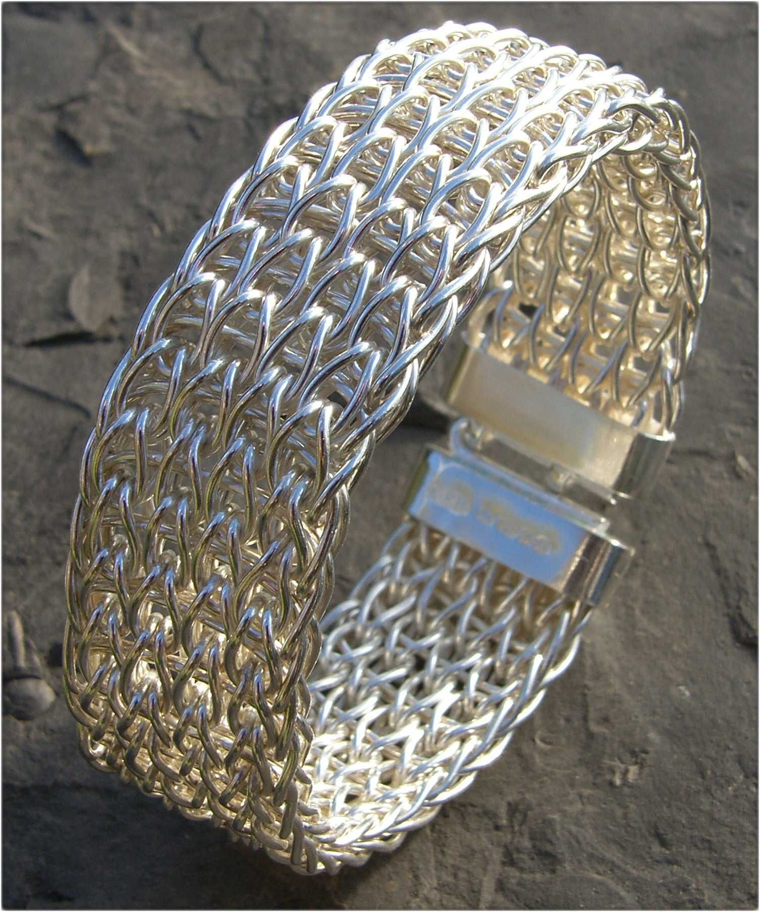 Bralargeg rozno pinterest chainmaille wire