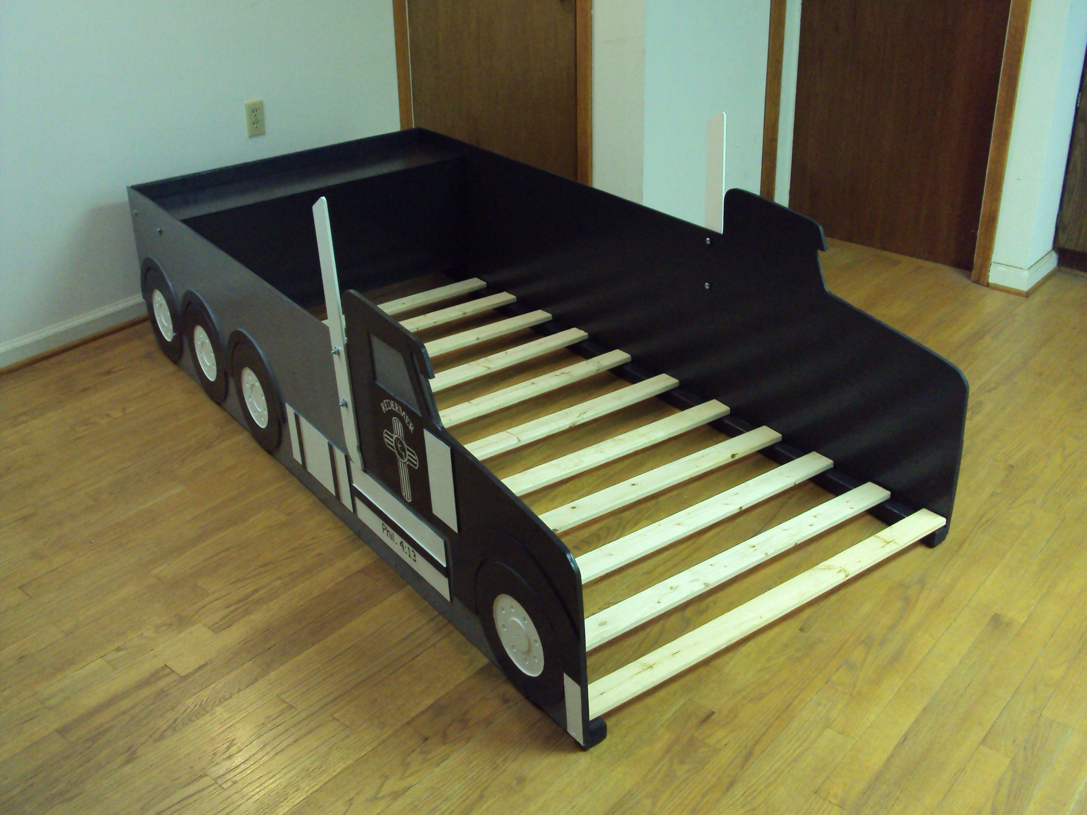 custom semi truck bed frame semi truck bed frames pinterest