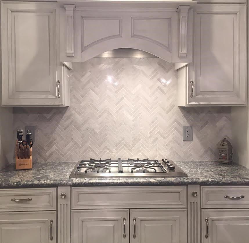 Kitchen Backsplash Silver Pearl Marble 1 X4 Herringbone Backsplash Onyx France Inc Woodbrid Herringbone Backsplash Beadboard Backsplash Marble Backsplash