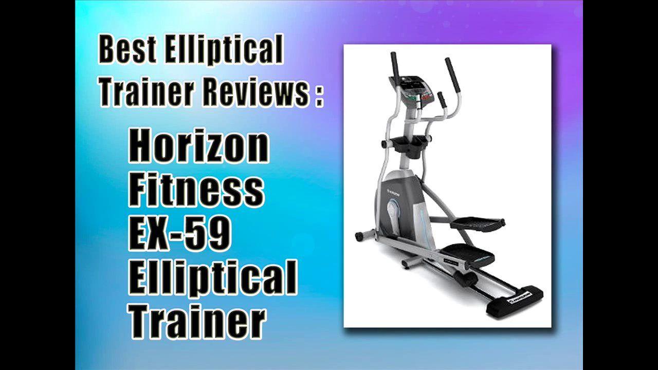 horizon fitness elliptical reviews