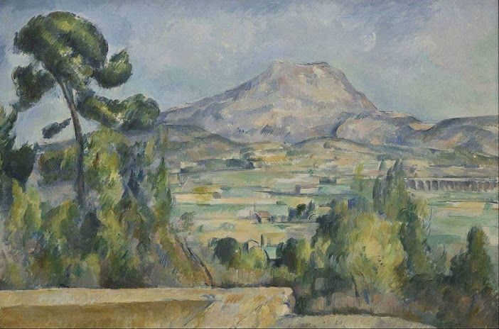 Aleksandr Starodubov Moscow Mia Feigelson S Fb Gallery Paul Cezanne Paintings Paul Cezanne Cezanne