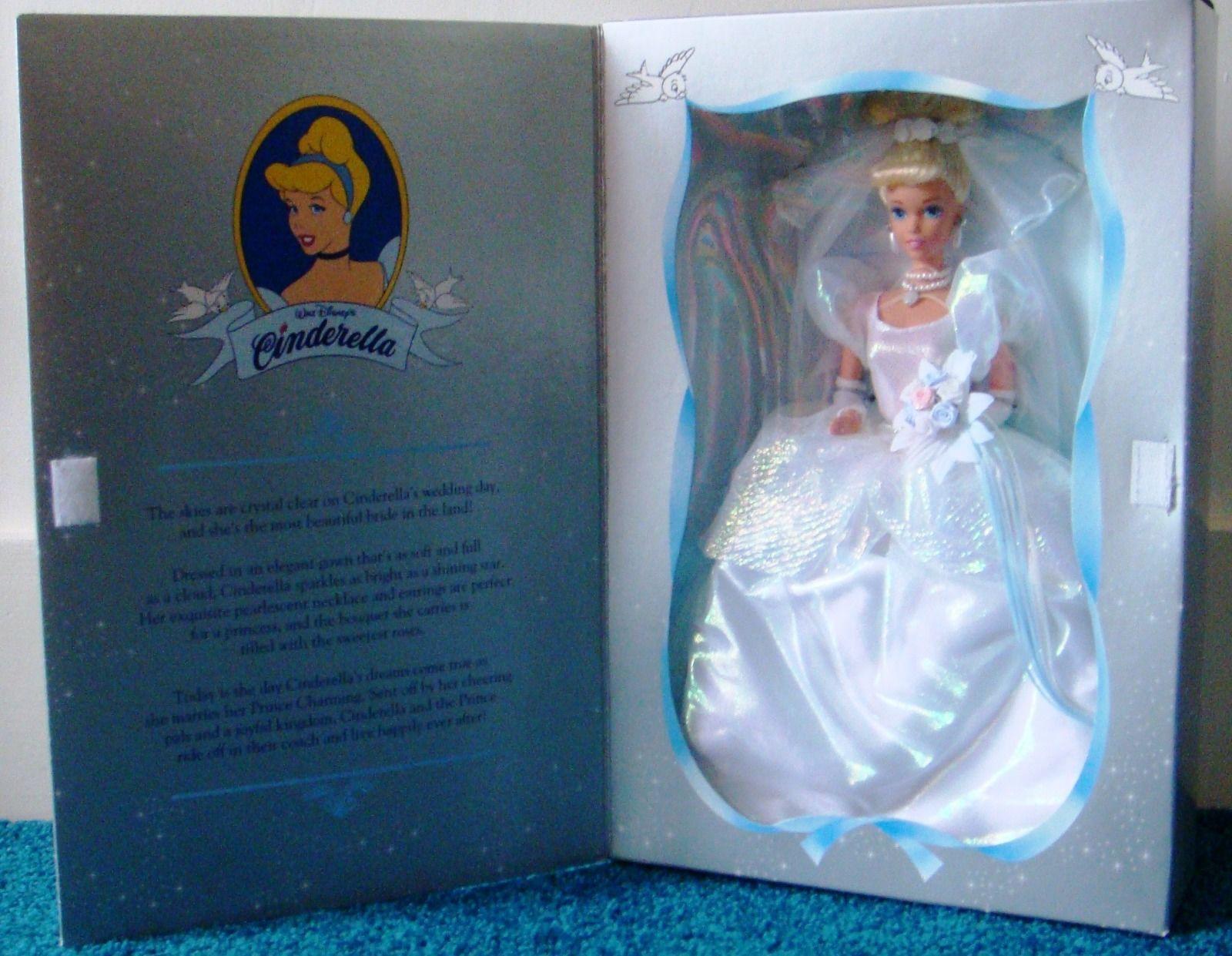 Fabulous Wedding Cinderella Doll, 45th anniversary