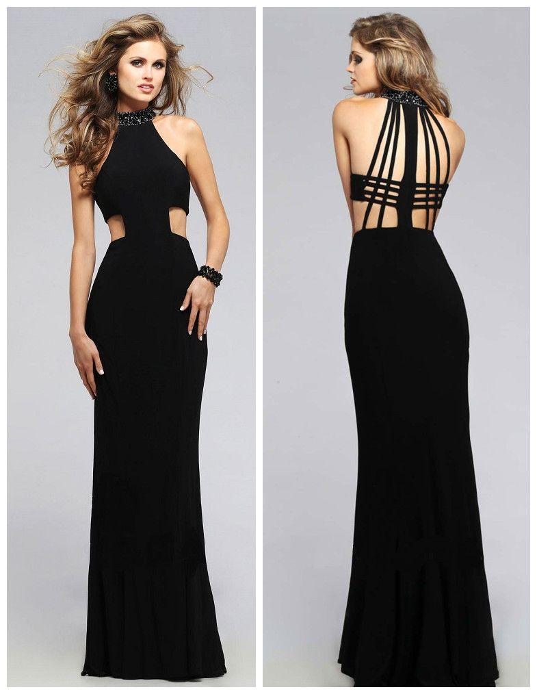 939c46831d Black Mermaid Prom Dress Aliexpress   Saddha