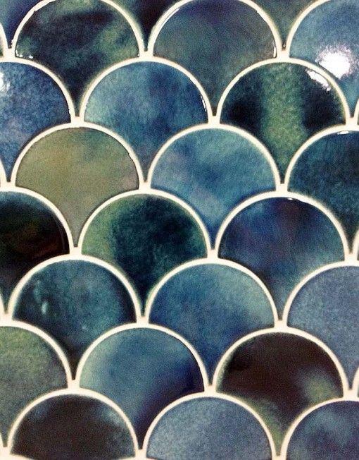 Seneca Fan Tile   Inspiration :: Tile, Stone & Surfaces   Pinterest
