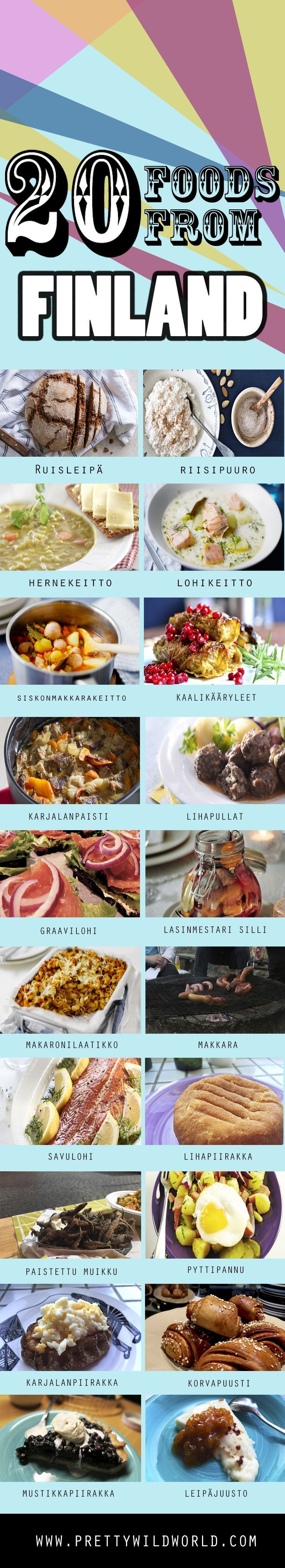 Top 20 Best Traditional Finnish Food You Should Try Finnish Recipes Traditional Food Scandinavian Food