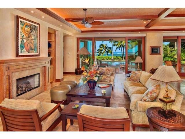 Jewel of Maui- A Luxurious Mansion on Ocean Shore, Hawaii