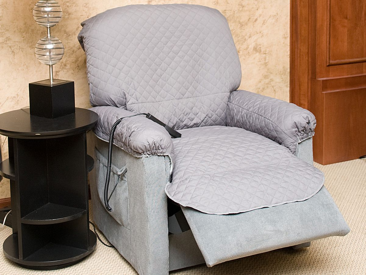 Incontinence recliner chair covers incontinence lift
