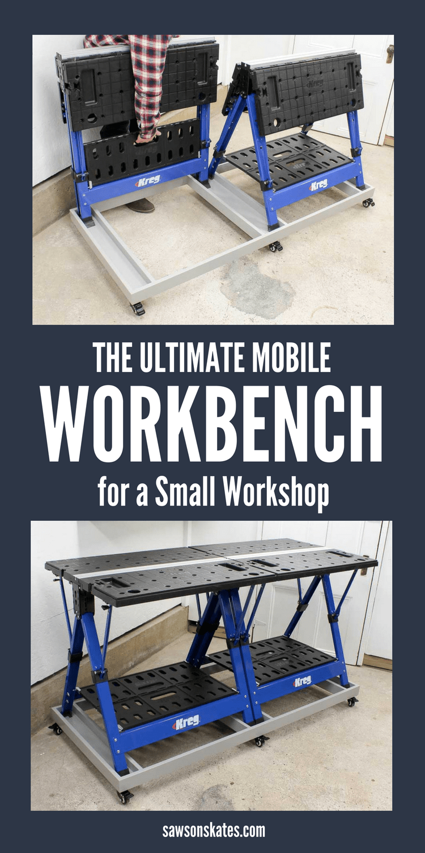 Sensational Mobile Project Center Becomes Ultimate Workbench Workshop Uwap Interior Chair Design Uwaporg