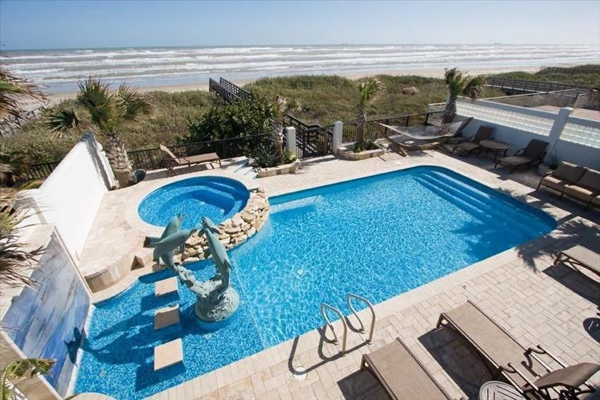 Private Homes Vacation Rental   VRBO 375717   4 BR South Padre Island House  In TX, Luxury Home With Breathtaking Views   Wedding Ideas   Pinterest    South ...