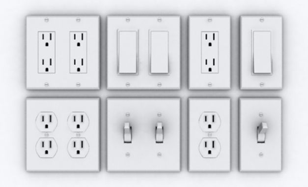 Electrical Switch for Home: 27+  Ideas http://freshouz.com/choose-electrical-switch-home/