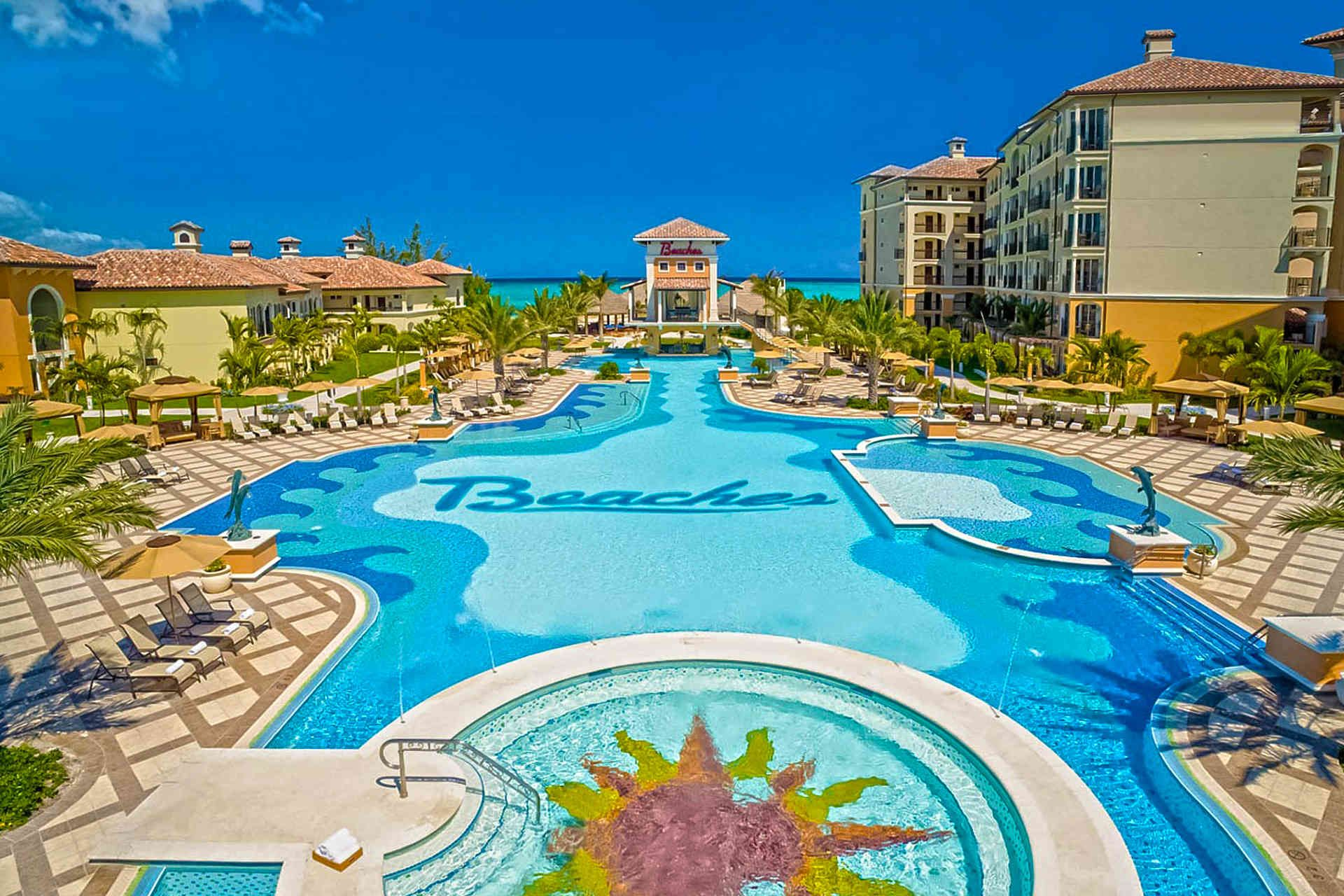 Top 10 AllInclusive Resorts for families Caribbean