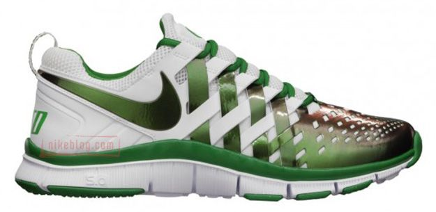 Nike Free Trainer 5.0 OREGON DUCKS