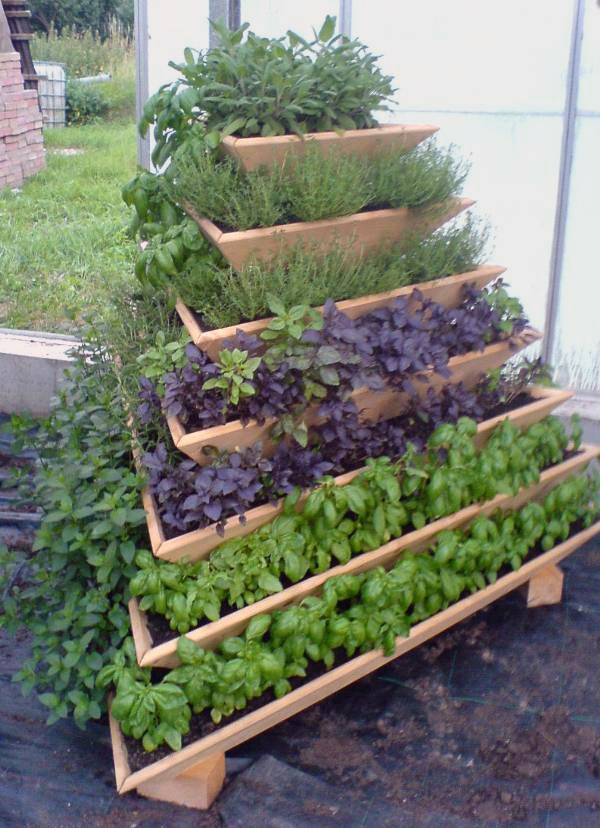 20 Vertical Gardening Ideas For Turning A Small Space Into A Big