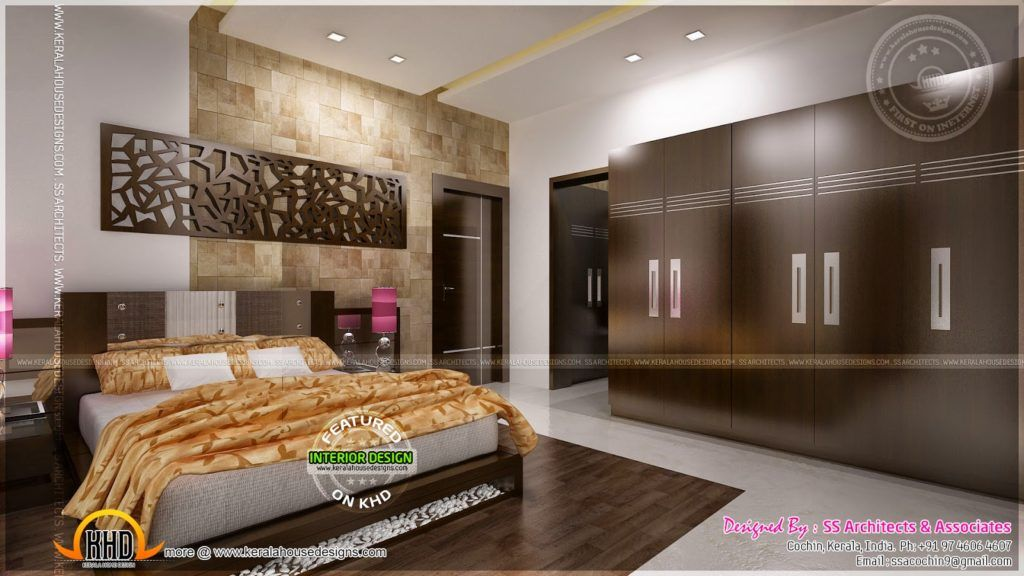 Interior Designed Bedrooms Awesome Indian Master Bedroom Interior Design  Google Search  Saravanan Decorating Inspiration