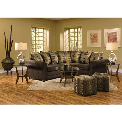 Best Espresso Living Room Collection With Images Camo 400 x 300