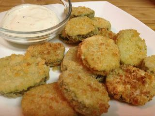 Fried Pickles ~ good recipes
