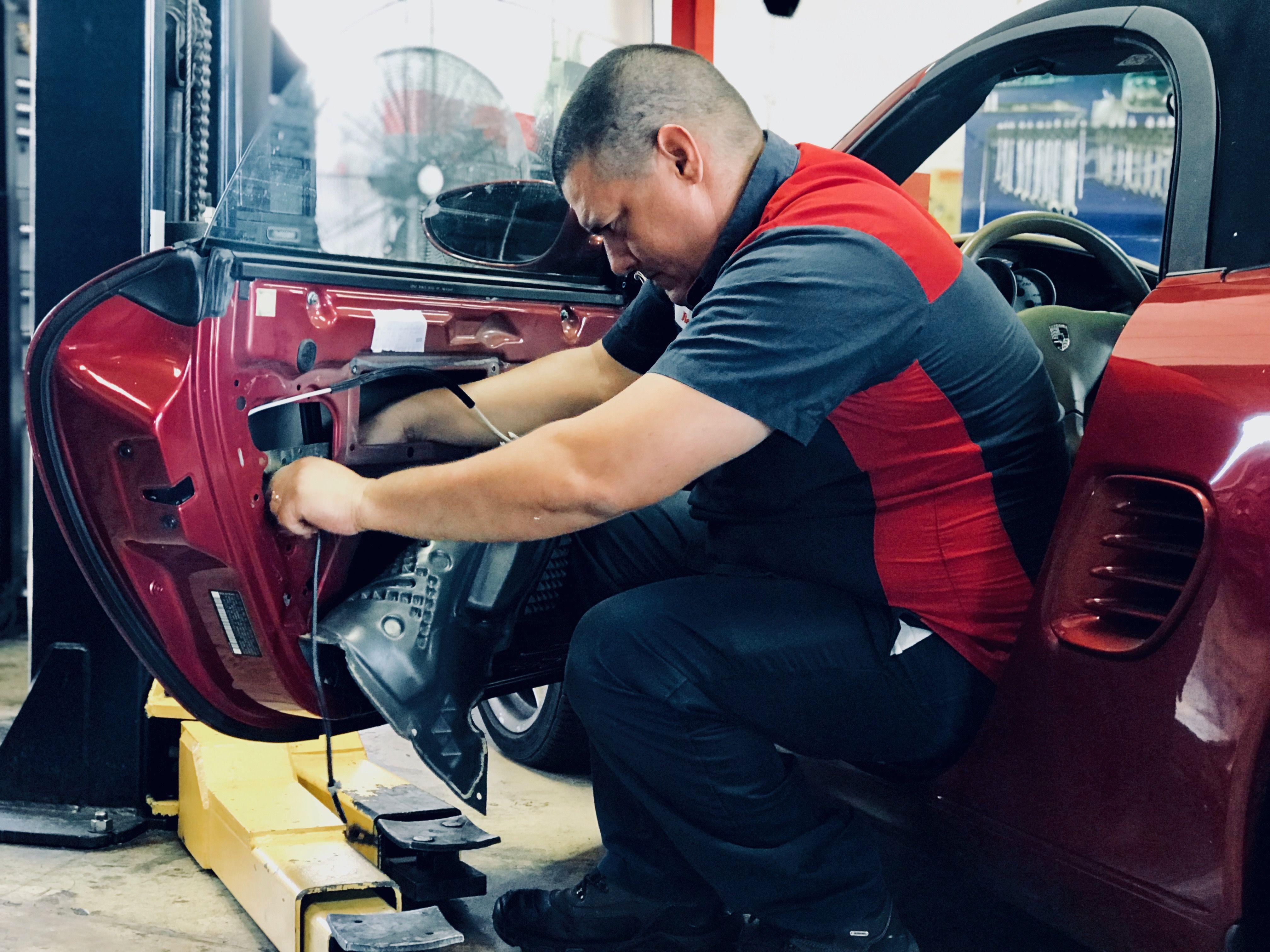 bentley auto repairs miami