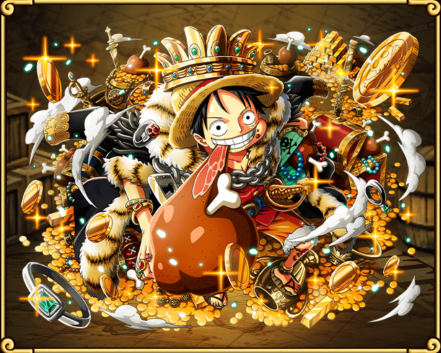 Monkey D Luffy Voyage Reve Roi Des Pirates One Piece Treasure Cruise Wiki Fandom Alimente Par Wikia