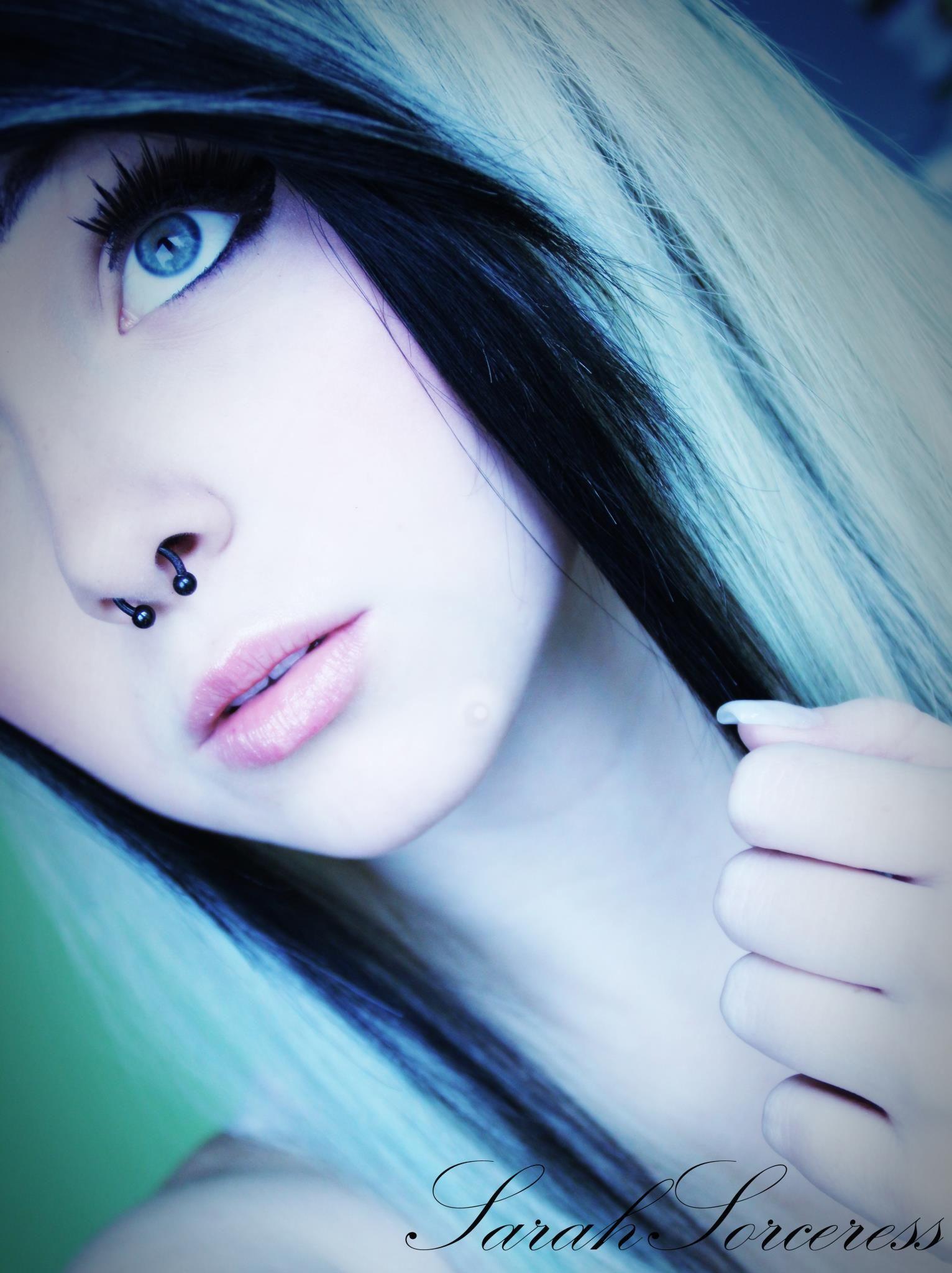 Sarah sorceress sarah sorceress pinterest scene hairstyles and