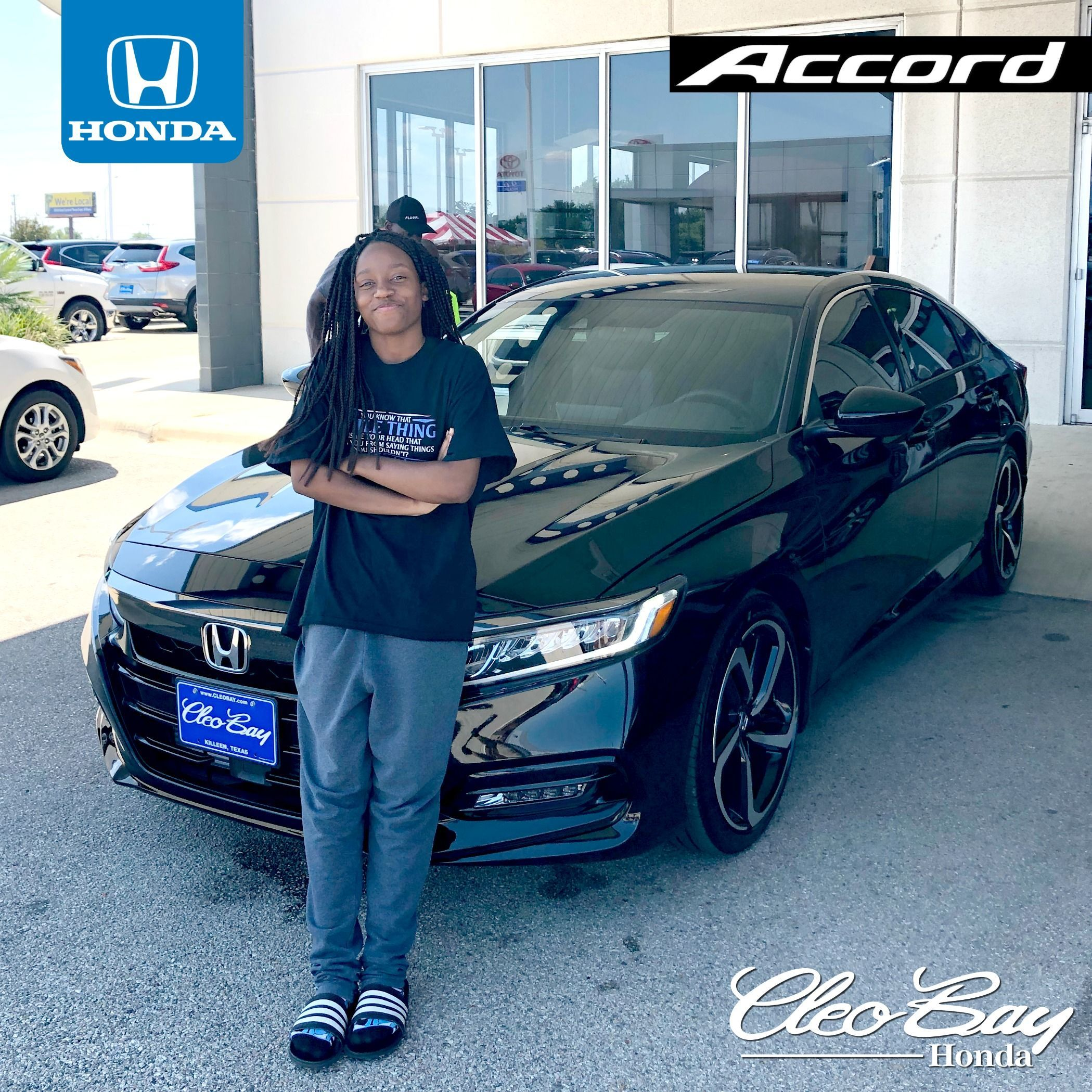 Congratulations Elexia on your recent purchase of a NEW