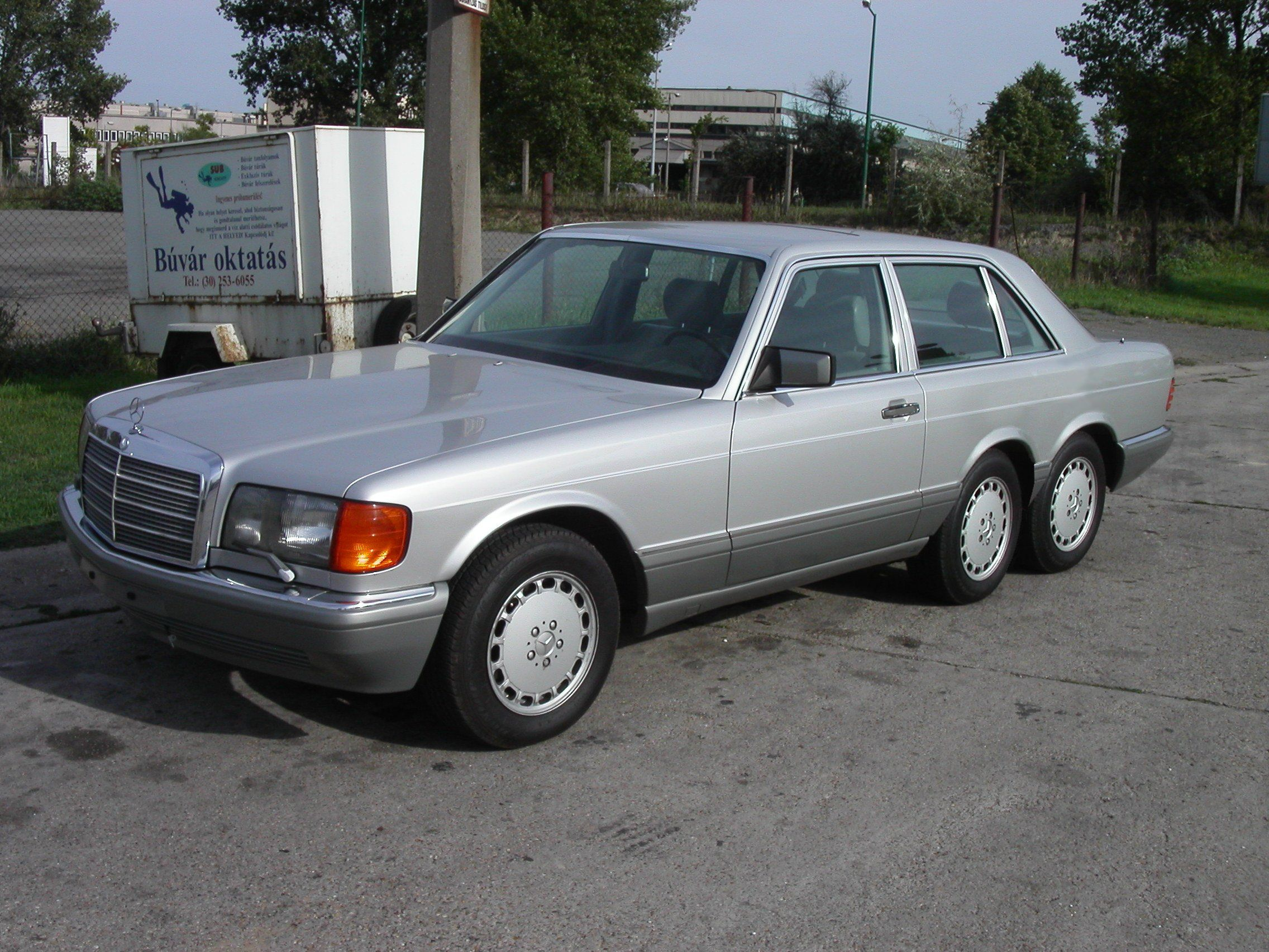 Mercedes benz w126 pmp pinterest for Mercedes benz w126