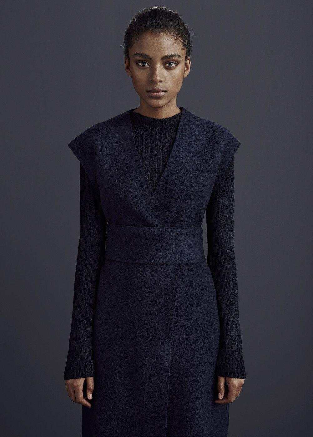 Premium - gilè lana -  Donna | MANGO