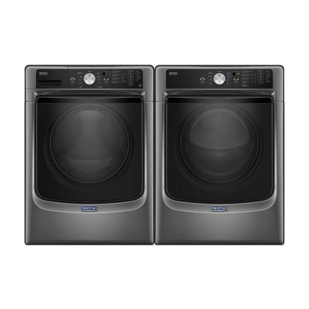 Maytag Mhw5500fc Ymed5500fc Washer And Dryer Set Lowe S Canada
