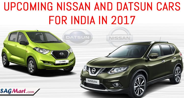 Here\'s a complete list of upcoming new Nissan and Datsun cars in ...