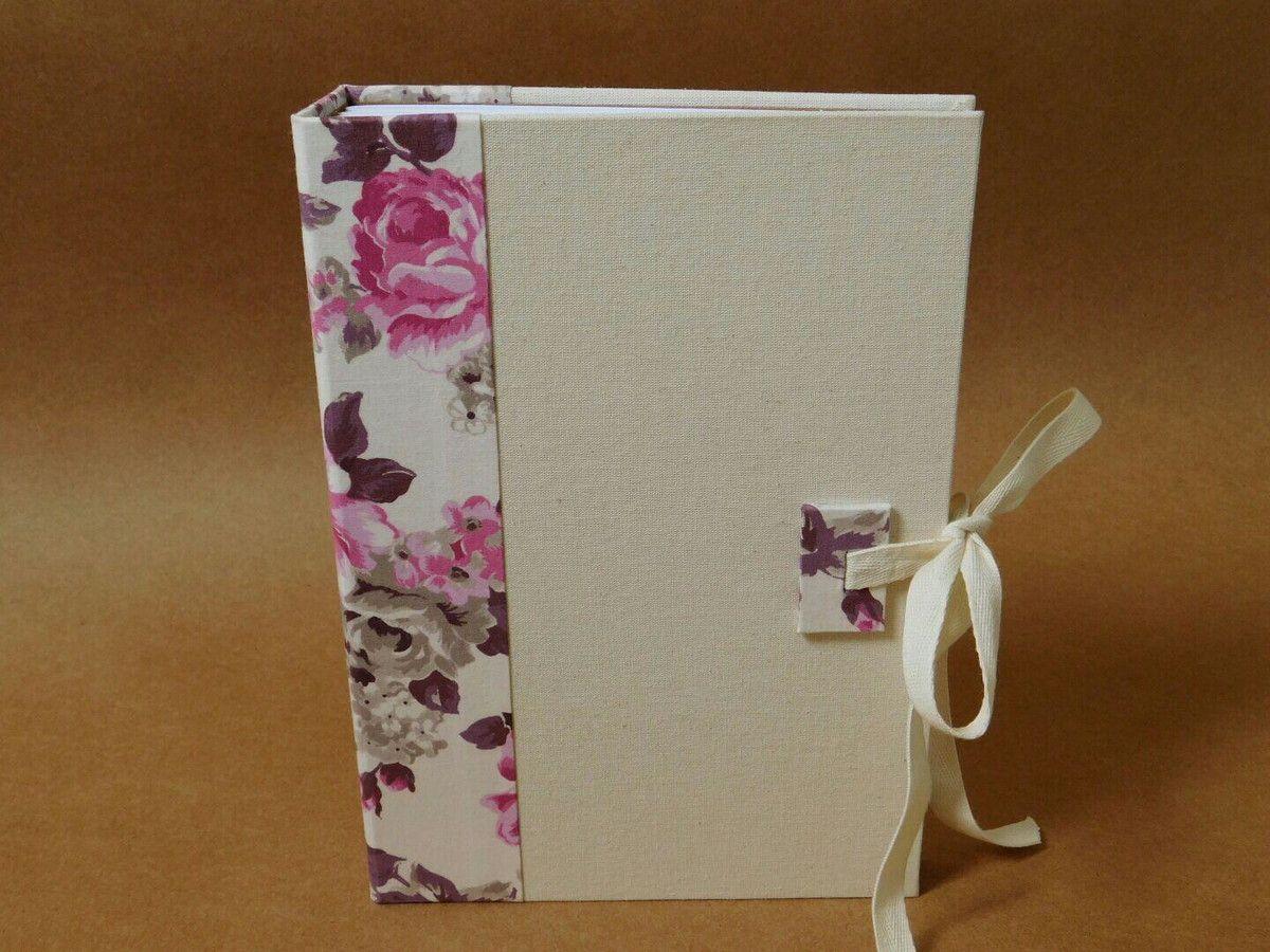 Caderno Artesanal Romantico Dia Das Maes Com Imagens Caderno
