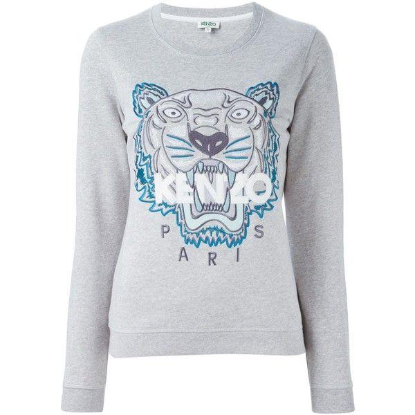 Kenzo 'Tiger' sweatshirt (6 185 UAH) ❤ liked on Polyvore