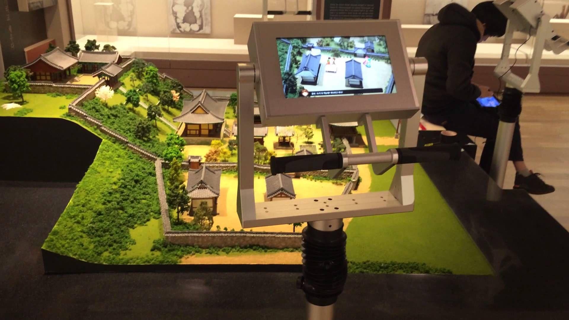 [개발사례] Diorama Augmented Reality