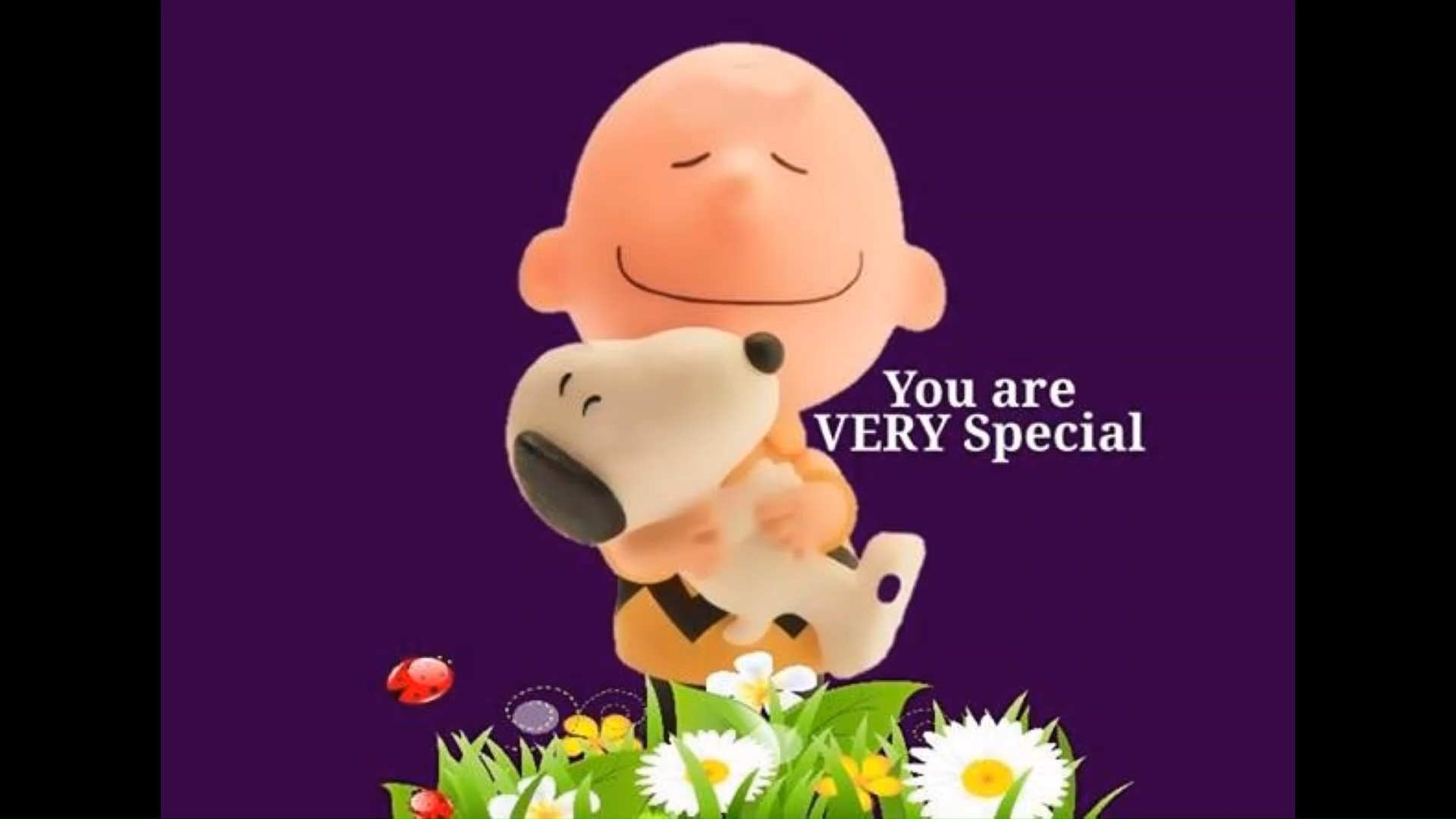 "Charlie Brown & Snoopy Love Video: ""You Are Very Special"""