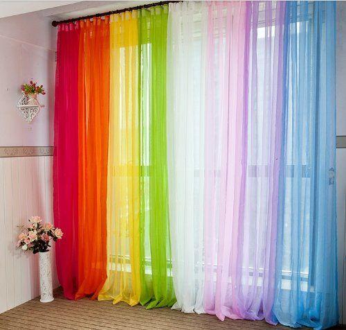 Outstanding Europe Gauze Curtain Window Curtain Voile Curtain Color Download Free Architecture Designs Intelgarnamadebymaigaardcom