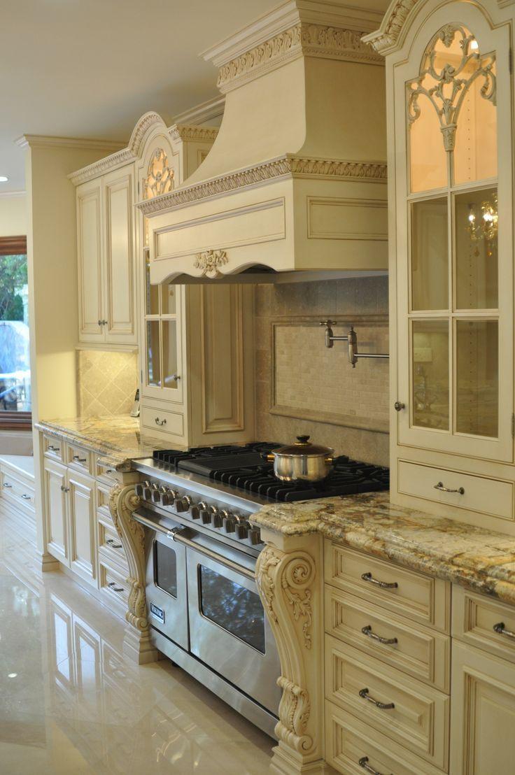 Beautiful detailing:   #Kitchen&DinningFrenchStyle   Pinterest ...