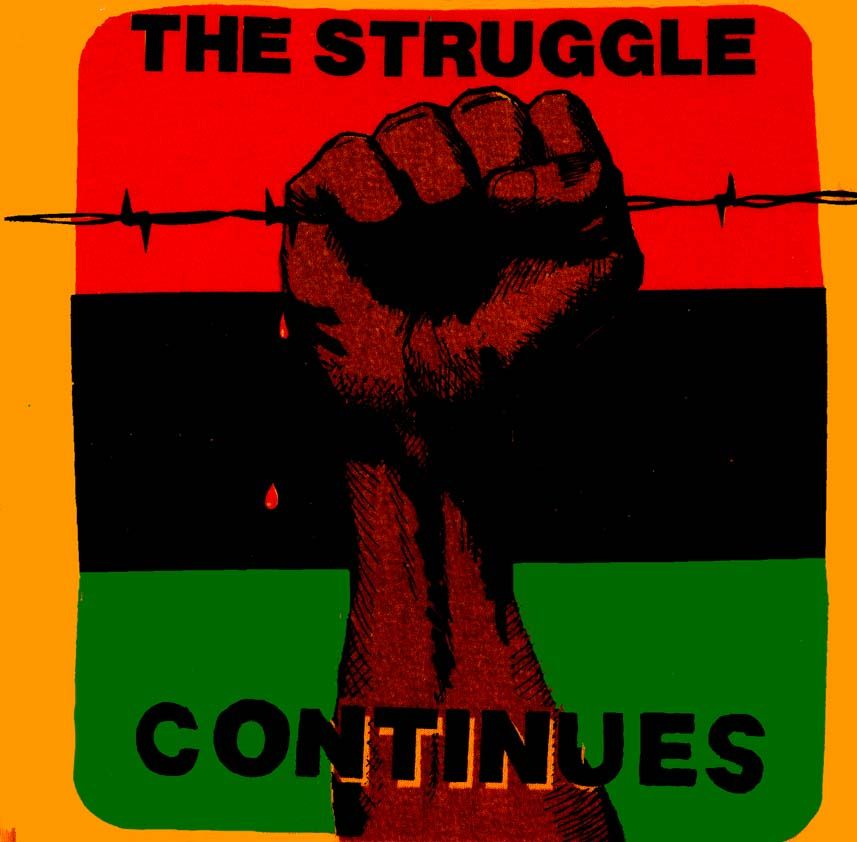 Image result for black struggle