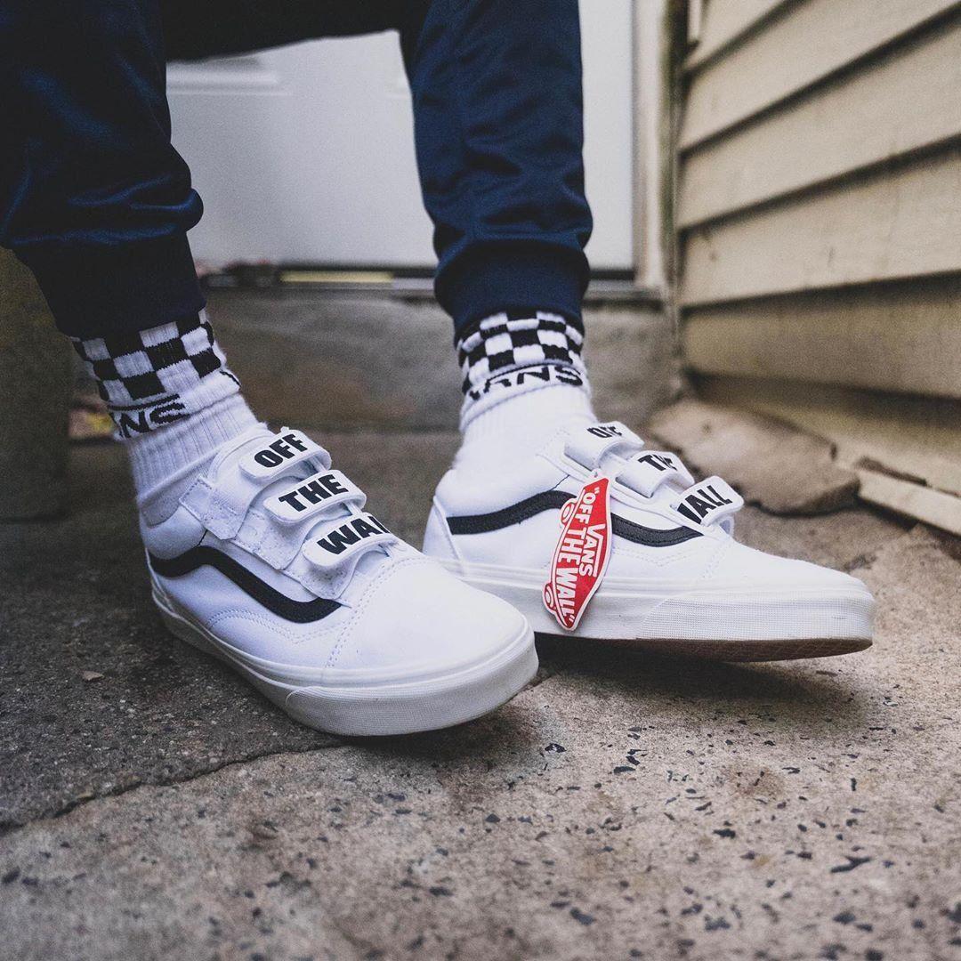 Vans Old Skool OTW Skate Shoe - White