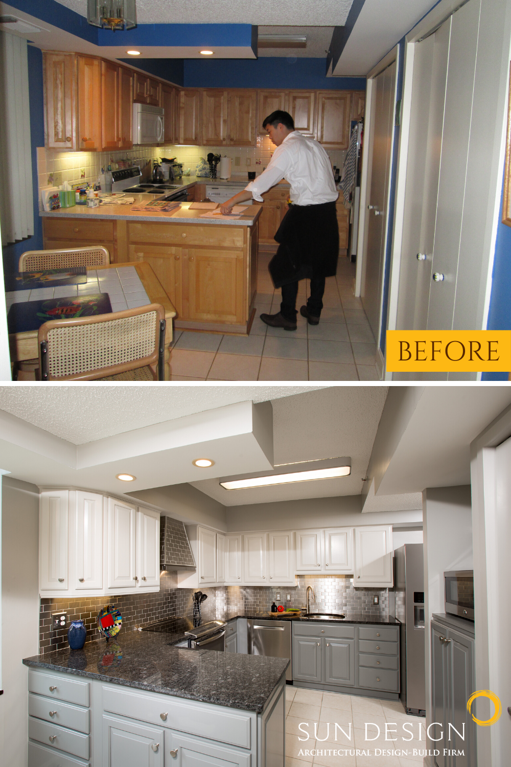 Did You Know You Can Change The Entire Look Of Your Kitchen With Just A Few Upgrades Timeless Kitchen Kitchen Remodel Kitchen Design