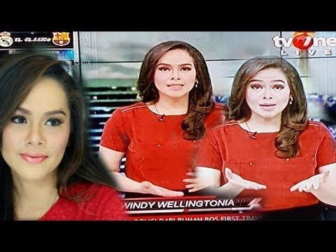 Berita Kali Ini Heboh Netizen Presenter Tv One Windy